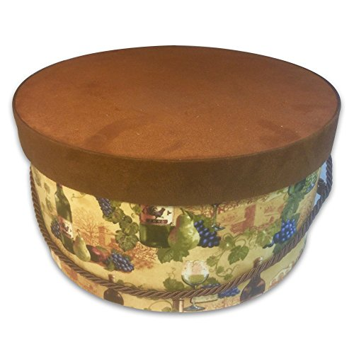 Hat or Gift Box (12 x 6 inch Round)