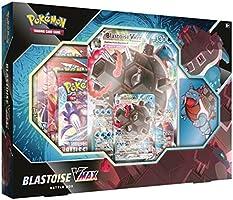 Pokémon TCG: Venusaur/Blastoise VMAX Battle Box