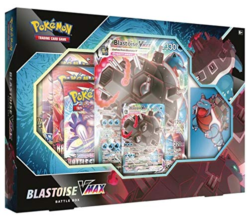 Pokémon TCG: Venusaur/Blastoise VM…