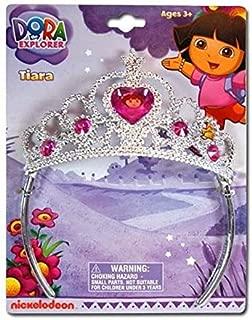 Dora The Explorer Crown Tiara on Header Card