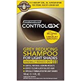 Just For Men Control GX Grey Reducing Shampoo, For Lighter Shades of Hair from Blonde to Medium...