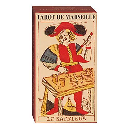 Piatnik Tarot de Marseille