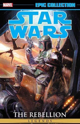 STAR WARS LEGENDS EPIC COLLECTION REBELLION 03