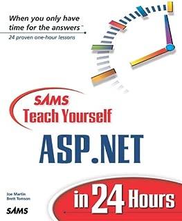 Sams Teach Yourself ASP.NET in 24 Hours