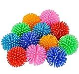 Rhode Island Novelty 1.25 Inch Spiky Hedge Balls Set of 12