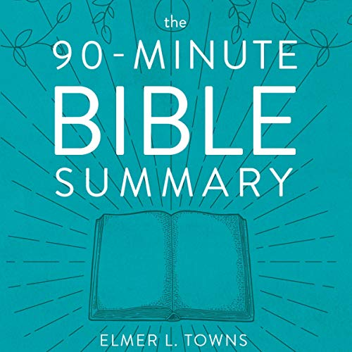 The 90-Minute Bible Summary cover art
