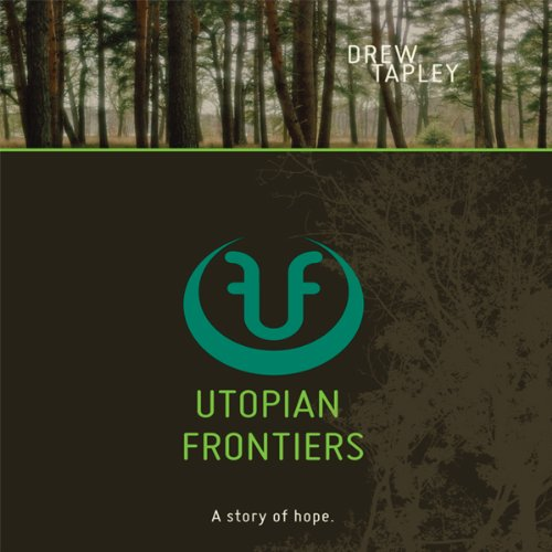 Utopian Frontiers audiobook cover art