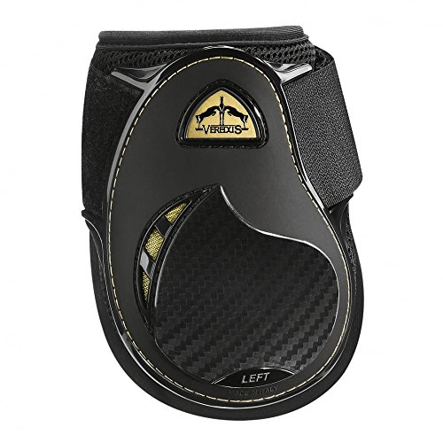 Veredus Grand Slam Young Jump Fetlock Boot Large Black