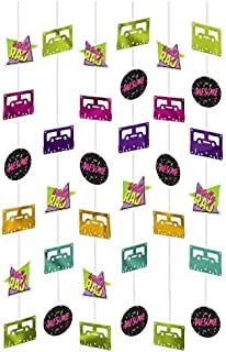 80's Party String Decorating Kit