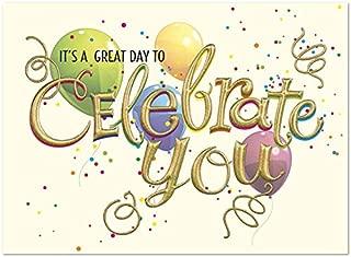 25 Premium Employee Birthday Cards -