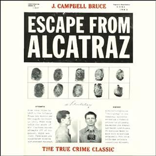Escape from Alcatraz cover art
