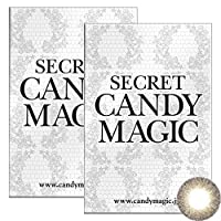Secret Candymagic monthly シークレット キャンディー マジック マンスリー 【カラー】ベージュ 【PWR】-5.00 1枚入 2箱