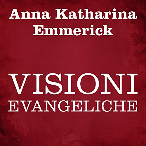 Visioni evangeliche audiobook cover art