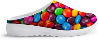 Sandalias con diseño de Dulces, Unisex, para Adultos