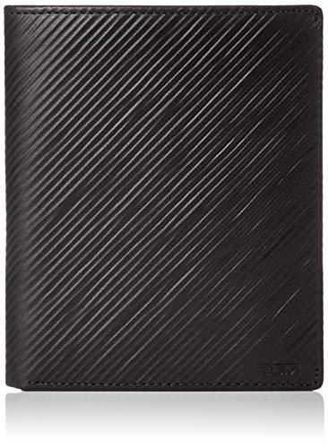 [トゥミ] パスポートケース・カバー 公式 正規品 Nassau SLG Discon パスポートケース 14.5 cm BLACK