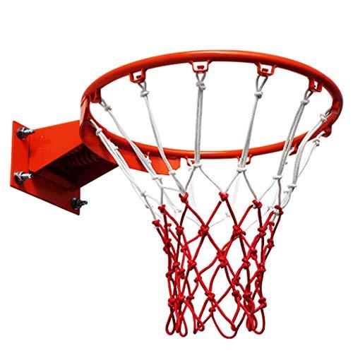 18 '' Muro de Servicio Pesado Montado en la Pared Rumbo de Baloncesto para Exteriores GOL de Baloncesto para niños para niños Concurso de Adultos Llanta de Baloncesto Juvenil (Color : Children's)
