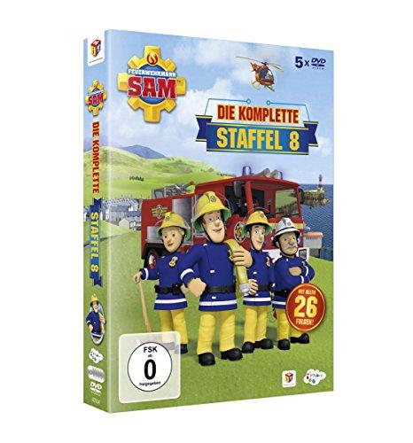 Feuerwehrmann Sam - Die komplette Staffel 8 [5 DVDs]