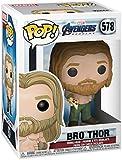 Avengers Figura Vinilo Endgame - Bro Thor 578 Unisex ¡Funko Pop! Standard, Vinilo,