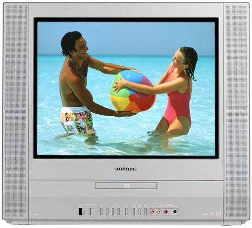 Best Prices! Toshiba MD14FP1 14 Pure Flat Screen TV/DVD Combo