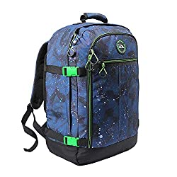 blue star print Cabin Max backpack best cabin luggage