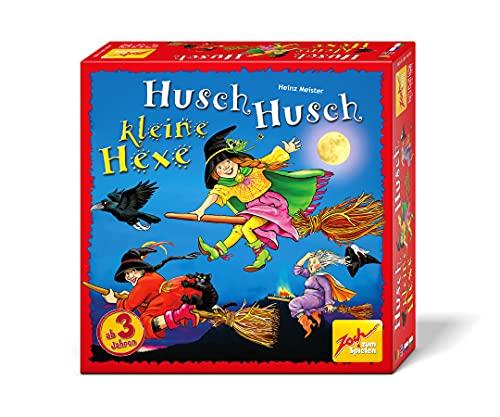 Zoch 601131300 - Husch Husch kleine Hexe - Ein...