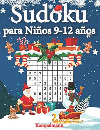 Sudoku para Niños 9-12 años: 200 Sudoku para Niños con Soluciones -...