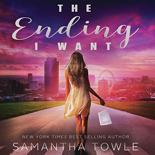 The Ending I Want audiobook cover art