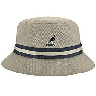 Kangol Stripe Lahinch Bob, Gris, M Mixte (B01015P120) | Amazon price tracker / tracking, Amazon price history charts, Amazon price watches, Amazon price drop alerts