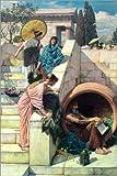 Posterlounge Acrylglasbild 60 x 90 cm: Diogenes von John William Waterhouse - Wandbild, Acryl Glasbild, Druck auf Acryl Glas Bild