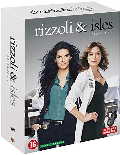 Rizzoli & Isles-Saisons 1 à 7