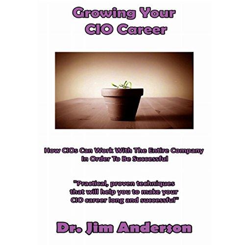 Growing Your CIO Career audiobook cover art
