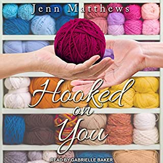 Hooked on You                   By:                                                                                                                                 Jenn Matthews                               Narrated by:                                                                                                                                 Gabrielle Baker                      Length: 11 hrs and 56 mins     1 rating     Overall 5.0