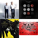 Twenty One Pilots: 3 Studio Album Discography CD Collection with Bonus Art Card (Vessel / Blurryface / Trench)