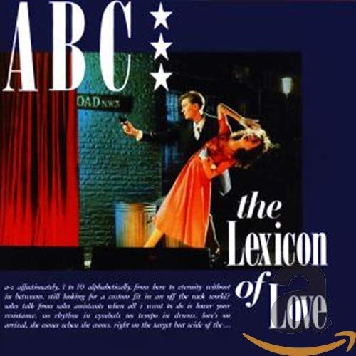 The Lexicon Of Love LP - ABC
