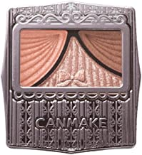CANMAKE Juicy Pure Eyes Eyeshadow - 06 Baby Apricot Pink