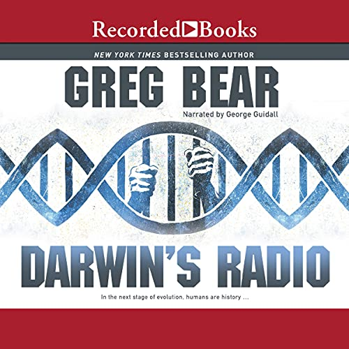 Darwin's Radio Audiobook By Greg Bear cover art