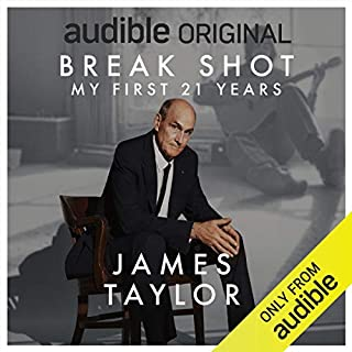 Page de couverture de Break Shot: My First 21 Years