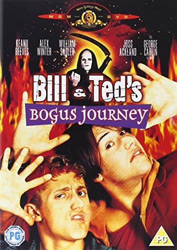 Bill & Teds Bogus Journey DVD [Reino Unido]