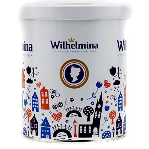 Wilhelmina Peppermints - 17.6oz Holland Design Tin