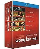 Coffret La Révolution Wong Kar-wai - Nos années sauvages + Les cendres du temps + Chungking Express + Les anges déchus + Happy Together [Blu-ray]
