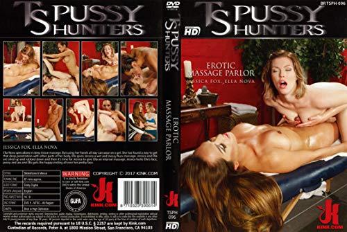 EROTIC MASSAGE PARLOR ( Jessica Fox, Ella Nova ) Trans - Kink