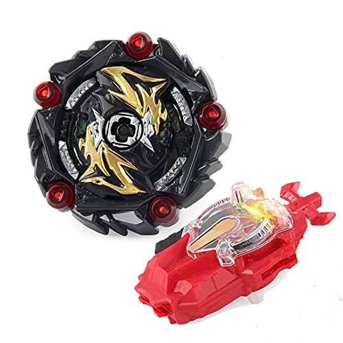 NBWS Beyblade Burst Turbo Set Gyro Burst Peonza Set 4D Bayblade juguete regalo + lanzador con caja