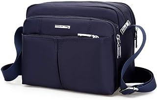 حقيبة رسول من النايلون من BeniMen's لممارسة الرياضة في الهواء الطلق حقيبة ظهر ذات كتف واحد للسفر