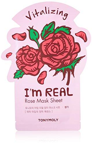 TonyMoly I'm Real Rose Sheet Mask