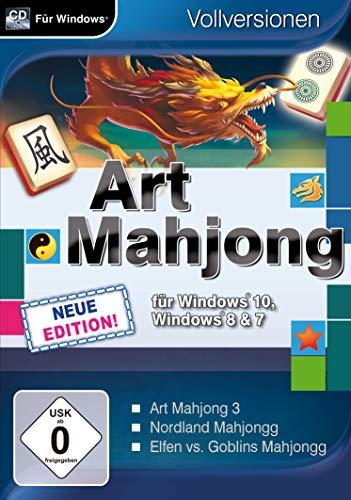 Art Mahjongg für Windows 10 Neue Edition (PC)