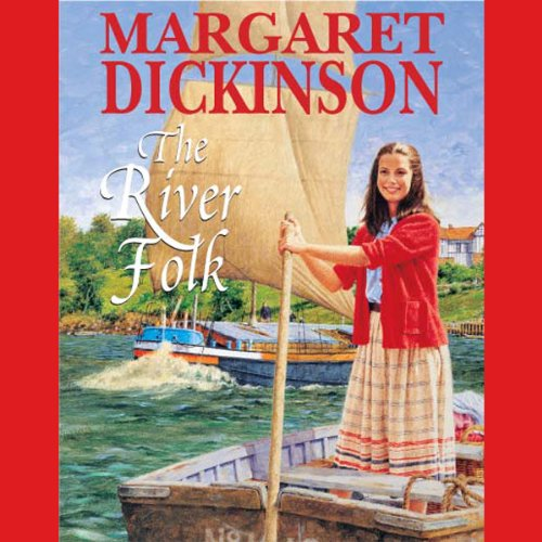 The River Folk audiobook cover art