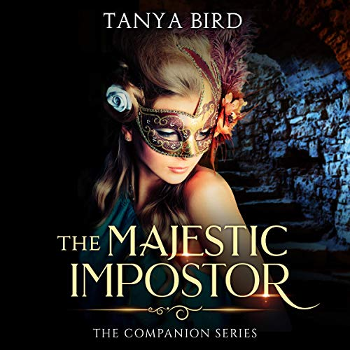 The Majestic Impostor audiobook cover art