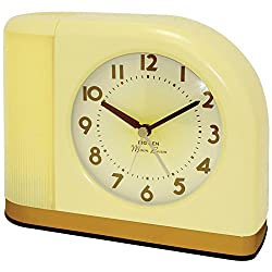 Westclox 43000X 1950s Moonbeam Clock with Lighted Dial