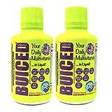 BUICED Liquid Daily Multivitamin for Men & Multivitamin for Women | Citrus Flavor | Bariatric...