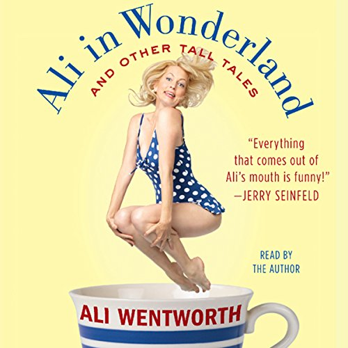 Ali in Wonderland cover art